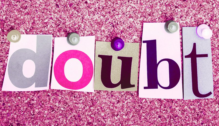 Wash away your doubt – Whoosh!