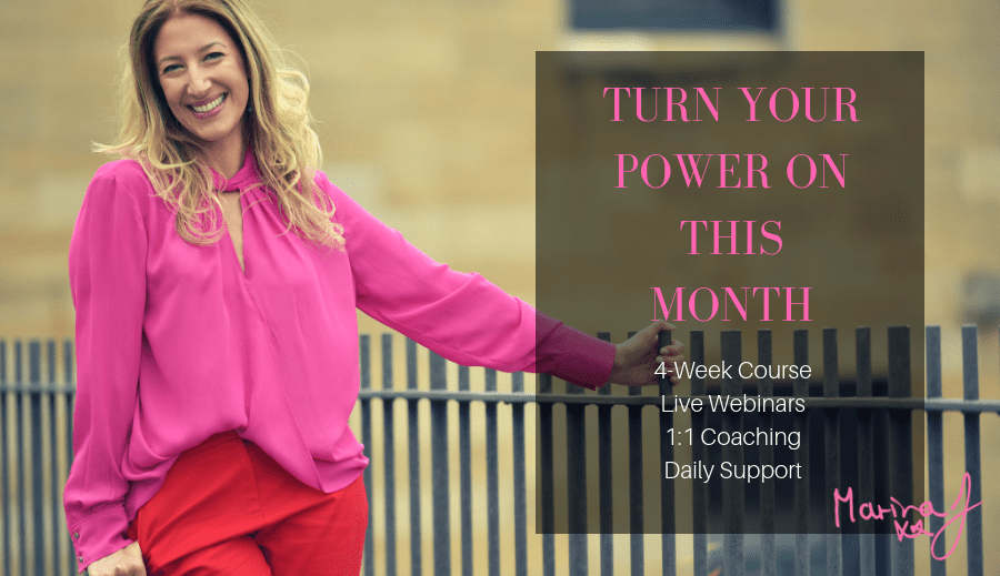Turn Your Power On This Month